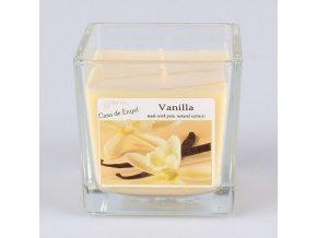 Vonná svíčka ve skle Vanilka 200g