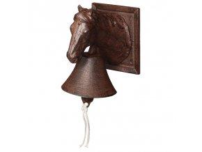ZVON s koněm 18,5x16,6cm
