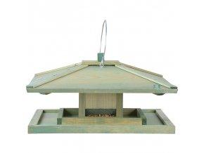 Krmítko japonské 38,5x38,5x21cm