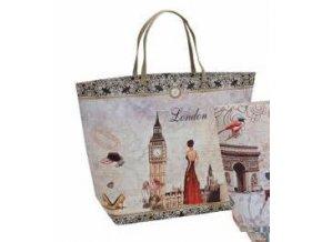 Papírová taška Londýn