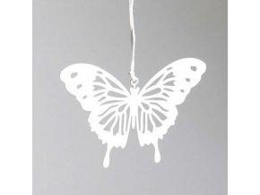 Závěsný motýlek filla 10x7cm