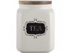 Dóza na čaj | Stir It Up | keramická | 11x14cm