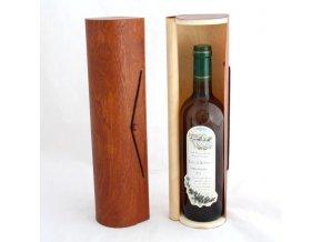 Dárková krabice na víno na 1 lahev