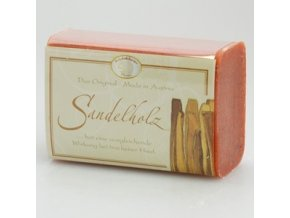 Mýdlo z ovčího mléka Santalové dřevo 100g