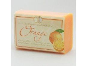 Mýdlo z ovčího mléka pomeranč 100g