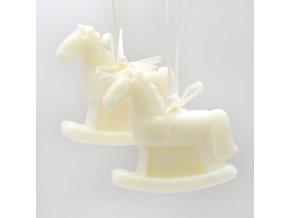 Mýdlo z ovčího mléka houpací koník na zavěšení přírodní