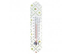 Venkovní teploměr Botanika 6,8x1,3x30cm