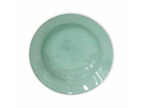 Polévkový talíř Astoria mátový 21cm