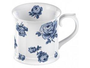 Porcelánový hrnek s růžemi