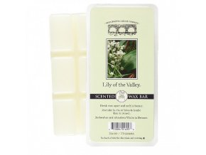 Vosk vonný lily of the valley do aroma lampy 73g