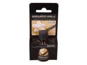 Olej vonný santalové dřevo a vanilka 10 ml