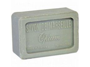 Mýdlo francouzské přírodní opium opium 100g