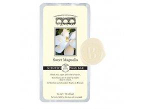 Vonný vosk do aroma lampy | Sweet magnolia | 73g