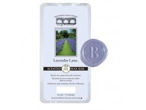 Vonný vosk do aroma lampy LAVENDER LANE 73g