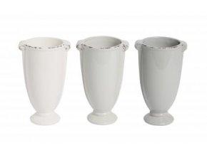 Váza dolomit 13,5x11x21,5cm