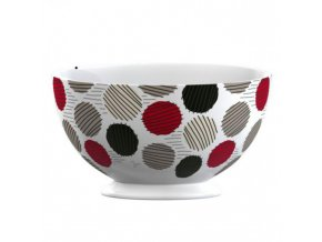 Porcelánová miska Multi Spot 14x14x9,5cm