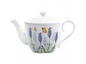 Konvička Lavender porcelán 1,25l
