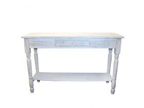 Stůl se zásuvkou   120×80×40cm