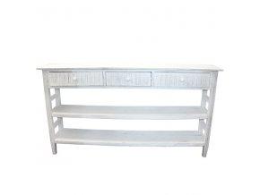 Stůl se zásuvkami | 140x76x27cm