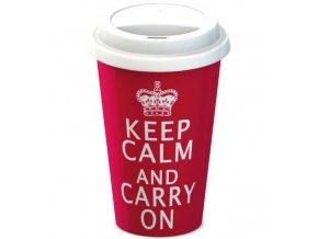 Termohrnek Keep Calm