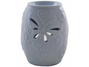 Aromalampa BRIDGEWATER BUTERFLY | porcelán | 9X9X12cm