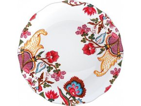 Dezertní talíř OVEY CHINTZ   porcelán   20x20cm