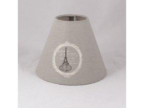Stínidlo na lampu | E14 | Paris | 20x16x20cm
