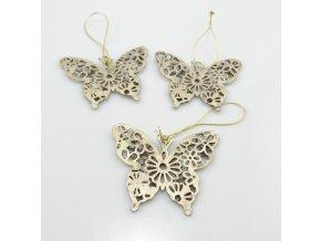xid112237 dekorace motýl 6x4,5x0,5cm, prodej 49kc nákup 28kc, 6ks B