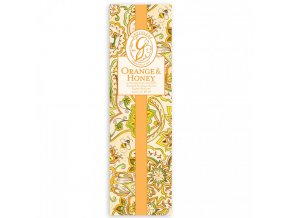 gl slim sachet orange honey