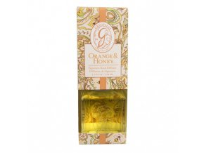 gl signature reed diffuser orange honey