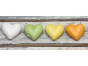 Srdce keramika 2x6x5cm