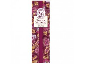 gl slim sachet tuscan vineyard