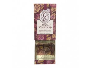 gl signature reed diffuser tuscan vineyard