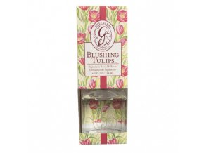 gl signature reed diffuser blushing tulips