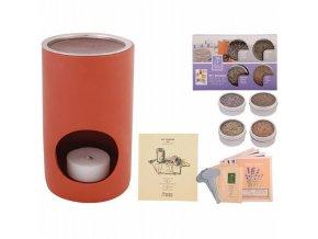 aroma lampa set
