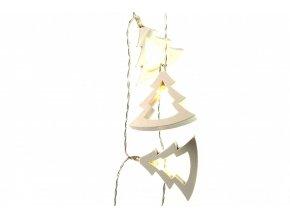 svetelna girlanda stromecek 10xled