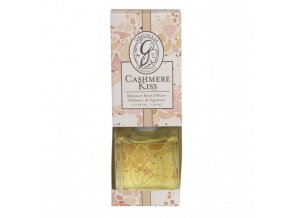 gl signature reed diffuser cashmere kiss