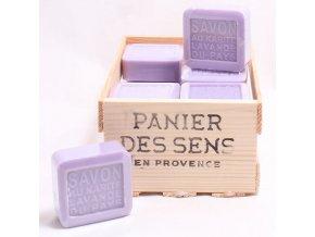 Mýdlo francouzské přírodní levandule 100g