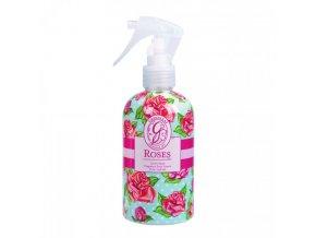 gl linen spray roses