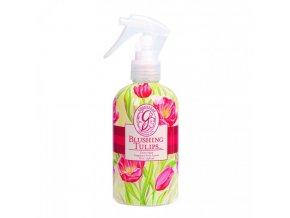 gl linen spray blushing tulips