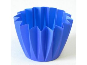 Obal plast modrý