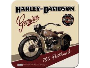Podtácek HARLEY DAVIDSON GENUINE III
