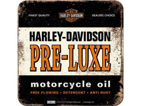 Podtácek HARLEY DAVIDSON PRE LUXE II