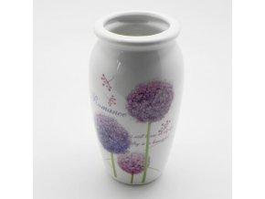 vaza romance keramika