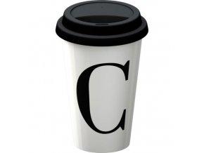 Termohrnek s písmenem C