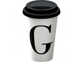 Termohrnek s písmenem G
