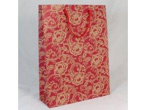 DÁRKOVÁ TAŠKA. ROZMĚRY 27 × 36 × 10 cm