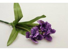 Iris umělá květina 35cm