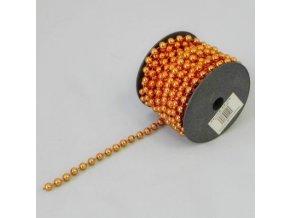perlicky navin pvc 100cm 0 8mm bronz