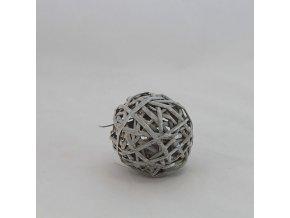 Ratanová koule 10 cm